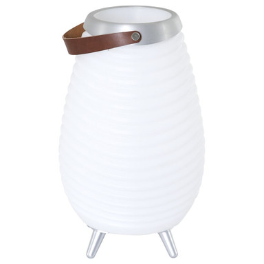 LED Tischleuchte Cool Music in Weiss 2W 150lm IP54 550x365mm