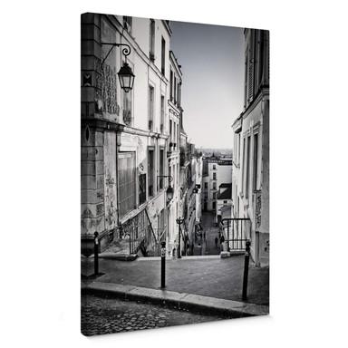 Leinwandbild Montmartre