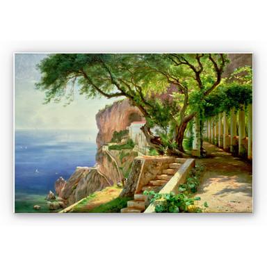 Wandbild Aargaard - Amalfi