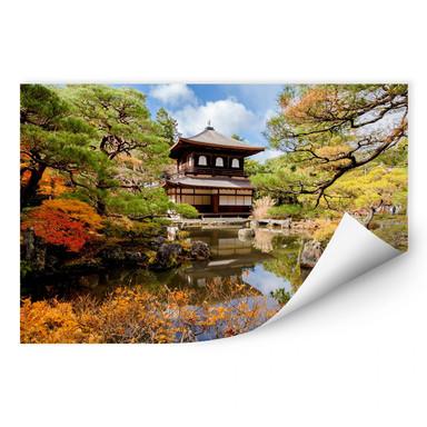 Wallprint Japanischer Tempel 2