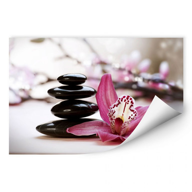 Wallprint Orchidee