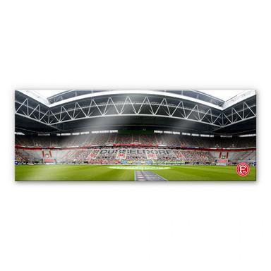 Acrylglasbild Fortuna Düsseldorf Esprit Arena Innenaufnahme