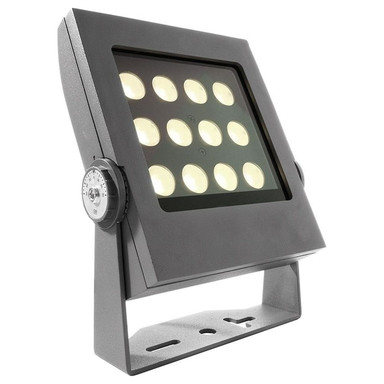 LED Strahler Power Spot IX in Anthrazit 16W 3000K IP65