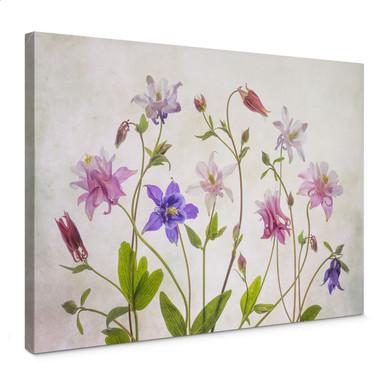 Leinwandbild Disher - Das Bouquet