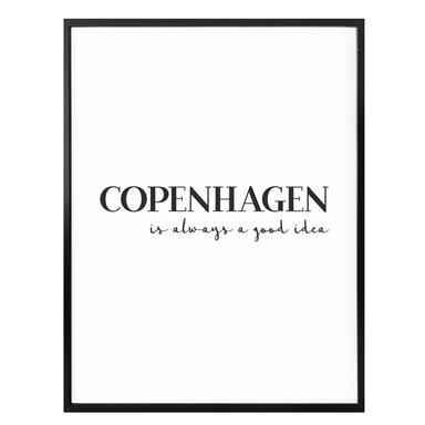 Poster Copenhagen