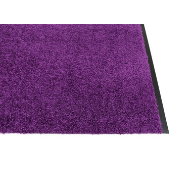 Protex waschbarer Sauberlauf lila