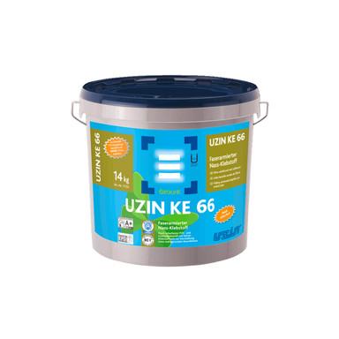 Uzin Faserarmierter Gummibelags-Klebstoff