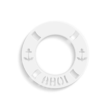Dekobuchstaben 3D-Anhänger -Ahoi 2-