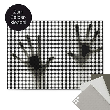 Dot-On Klebeposter XL - Hands 50x70cm - Bild 1
