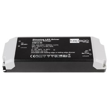 LED Schaltnetzteil 12V 50W dimmbar