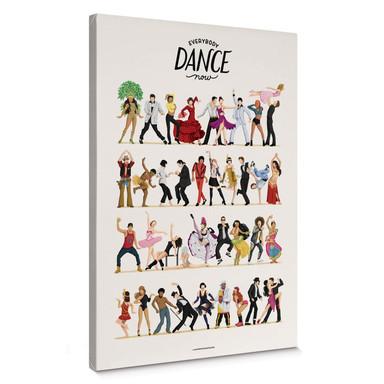 Leinwandbild Tohmé - Dance Final