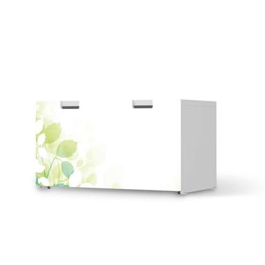 Möbelfolie IKEA Stuva / Malad Banktruhe - Flower Light