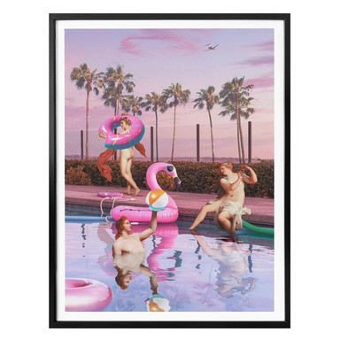 Poster Loose - Pool Party