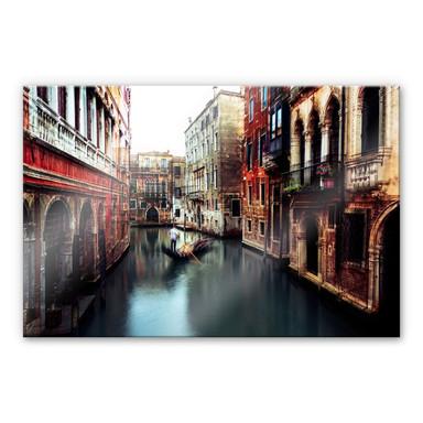 Acrylglasbild Chiriaco - The Gondolier
