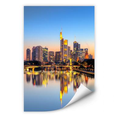Wallprint Frankfurter Lichter