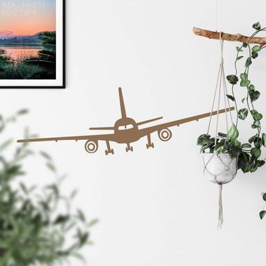 Wandtattoo Airbus Startklar