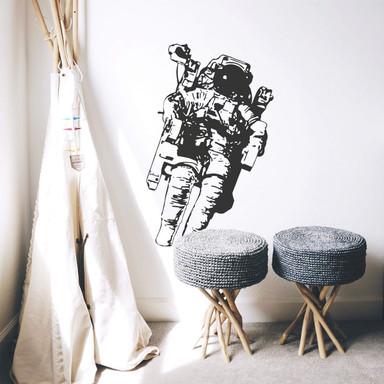 Wandtattoo Kosmonaut