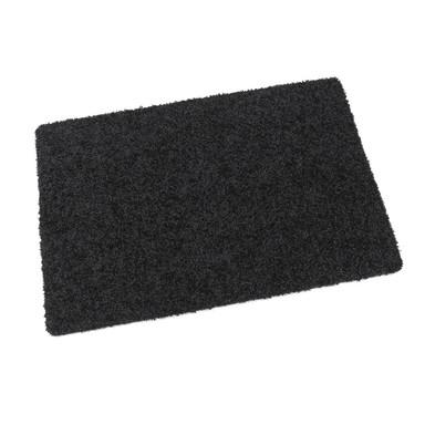 Protex waschbare Fussmatte schwarz