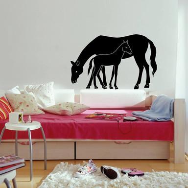 Wandsticker Tiere Pferd - Bild 1