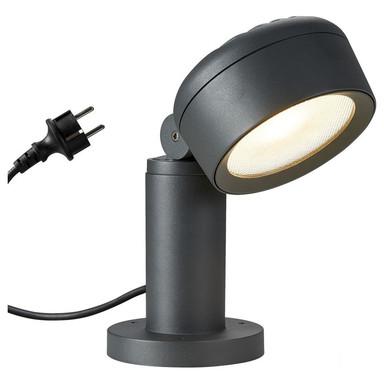 LED Stehleuchte Eskina 14.5W 1000lm 3000K IP65 300mm