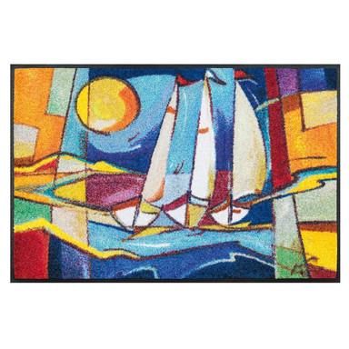 Wash&Dry Fussmatte sailing home 50x75cm