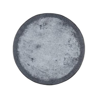 Wash&Dry Interior Fussmatte Shades of Grey rund