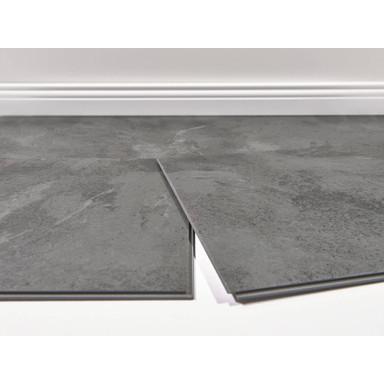 Designboden IPC Achat | Granit grau-silber