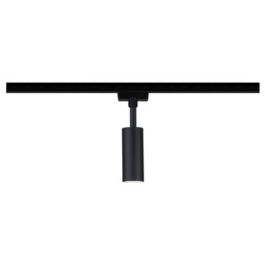 LED URail Spot Tubo in Schwarz-matt 5W 160lm