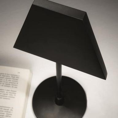 Moderne Fabas Luce Tischleuchte Gipsy