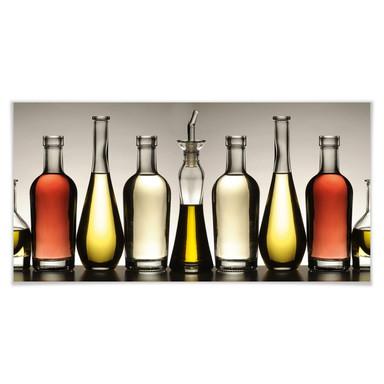 Poster Olio e Aceto - Panorama
