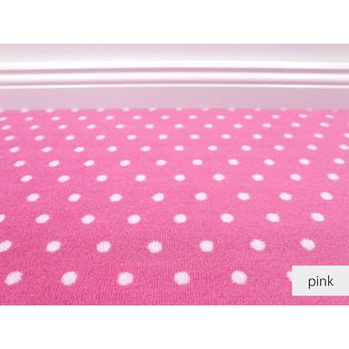 Bijou Petticoat Vorwerk Teppichboden | Raummass | Pink