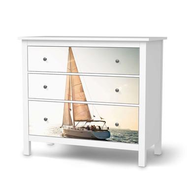 Möbelfolie IKEA Hemnes Kommode 3 Schubladen - Freedom