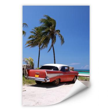 Wallprint Cuba Cabrio