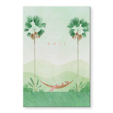 Acrylglasbild Rivers - Bali