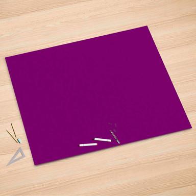 Folienbogen (150x100cm) - Flieder Dark
