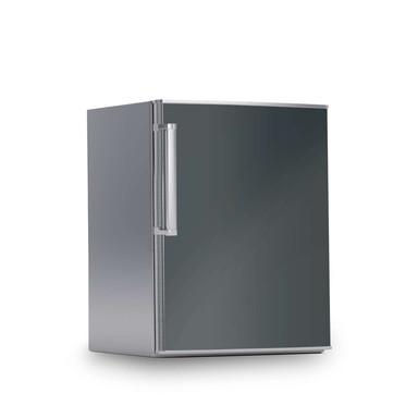 Kühlschrankfolie 60x80cm - Blaugrau Dark- Bild 1