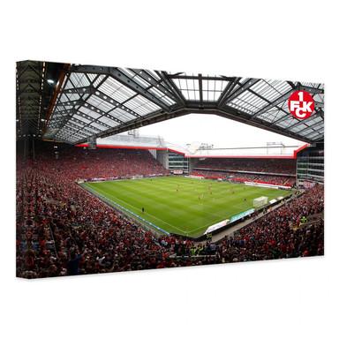 Leinwandbild 1. FC Kaiserslautern - Stadion Innenansicht