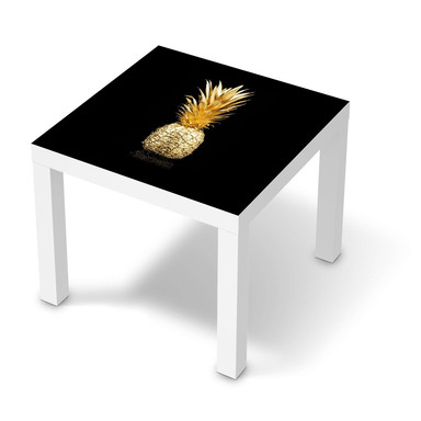 Möbelfolie IKEA Lack Tisch 55x55cm - Goldenes Früchtchen