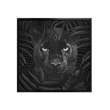 Poster Korenkova - Panther in jungle