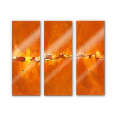 Acrylglasbild Schüssler - Seclan (3-teilig)