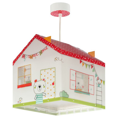 Kinderzimmer Pendelleuchte My Sweet Home E27