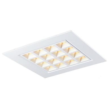 LED Deckeneinbauleuchte Pavono 25W 3200lm 3000K 600x600mm