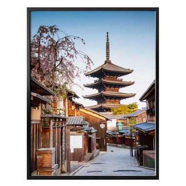 Poster Colombo - Yasaka Pagode in Japan