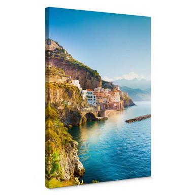 Leinwandbild Campania in Italien