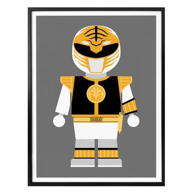 Poster Gomes - Power Ranger Spielzeug