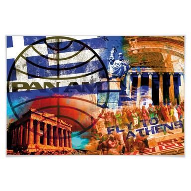 Poster PAN AM - Athen