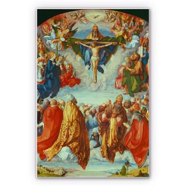 Wandbild Dürer - Das Allerheiligenbild