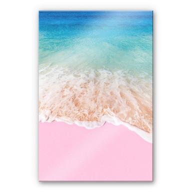 Acrylglasbild Fuentes – Pink Sand