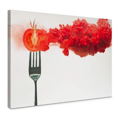 Leinwandbild Belenko - Steamed Tomato