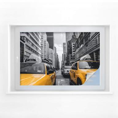 Sichtschutzfolie Streets in New York City